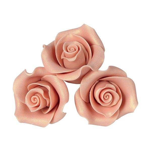 SugarSoft® Roses - Rose Gold - 38mm