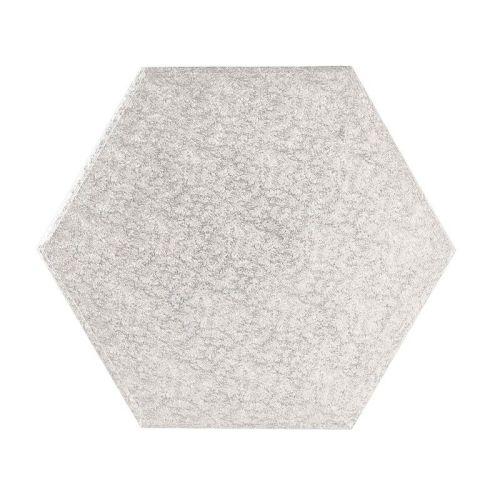 Hexagonal Cake Board - 12