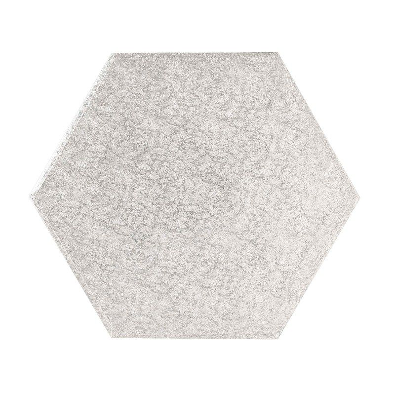 Hexagonal Cake Board - 12