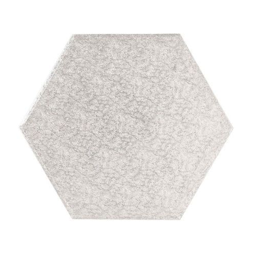 Hexagonal Cake Board - 9