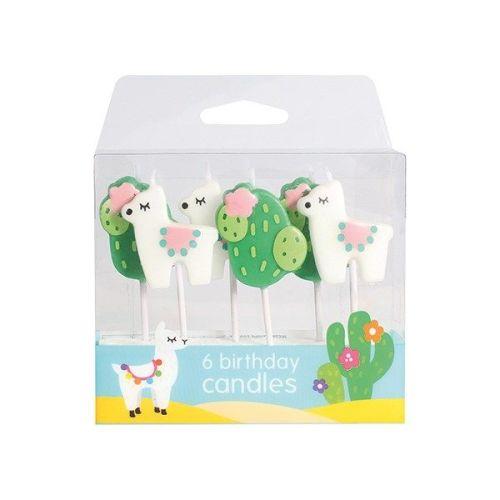 LLama Candles (6 Per Pack)