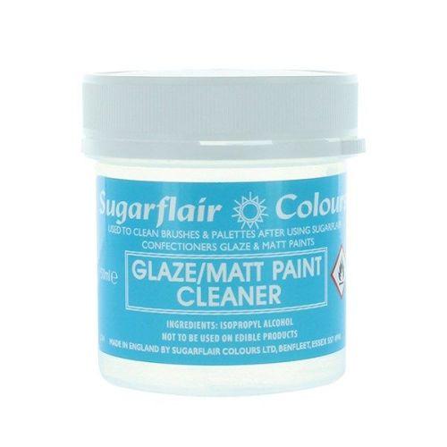Sugarflair Glaze and Matt Paint Cleaner - 50ml