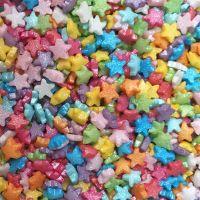 Shimmer Teeny Stars Multi