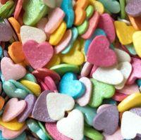 Shimmer Hearts Multi 60g