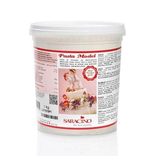 Saracino Modelling Paste 1Kg - White