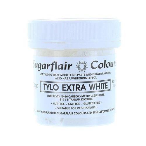 Sugarflair Tylo Powder EXTRA WHITE - 50g