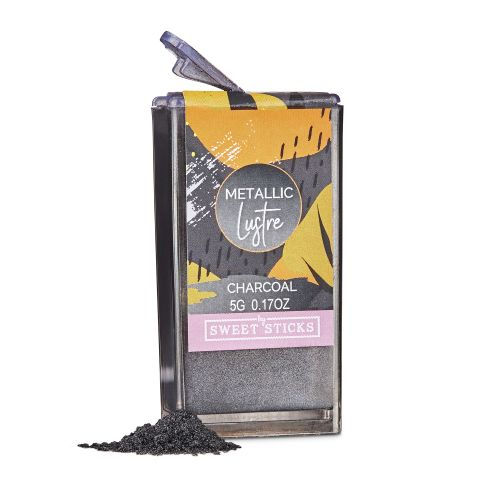 Sweet Sticks Lustre Dust 5g - Charcoal