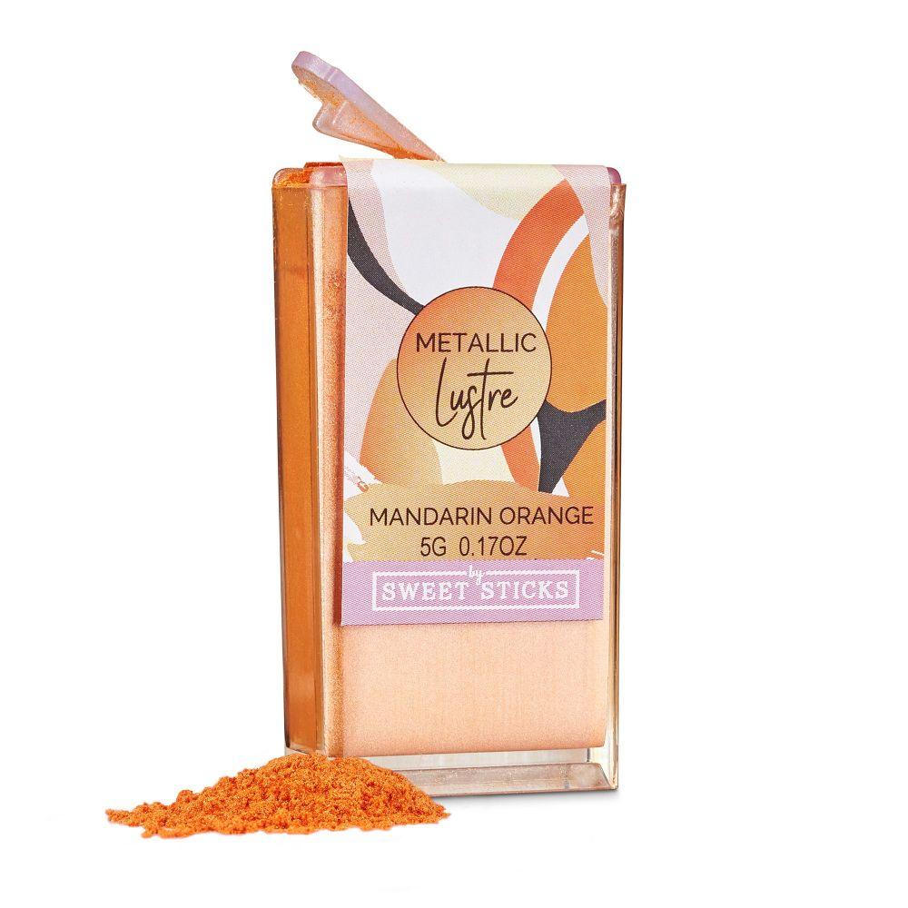 Sweet Sticks Lustre Dust 5g - Mandarin Orange