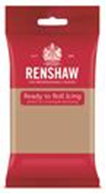 ** NEW COLOUR ** Renshaw Ready To Roll Icing - Latte