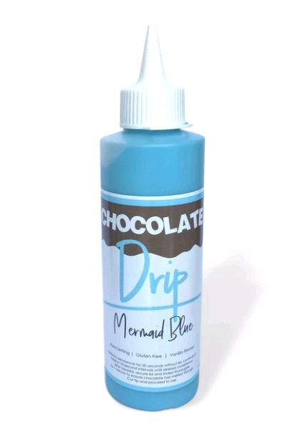 Chocolate Drip 250g - MERMAID BLUE