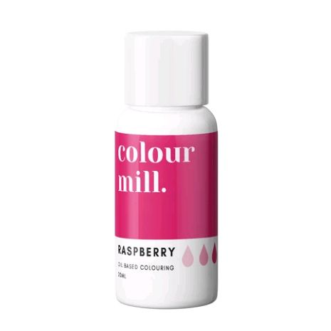 Colour Mill Oil Based Colour 20ml - RASPBERRY PINK
