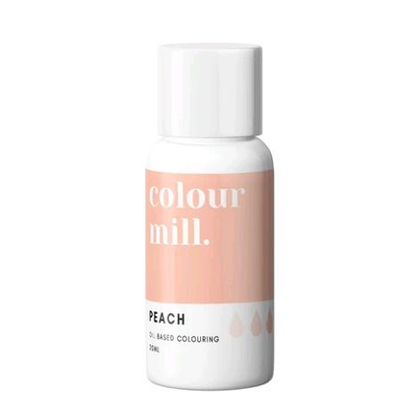 Colour Mill Oil Based Colour 20ml - PEACH