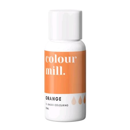 Colour Mill Oil Based Colour 20ml - ORANGE