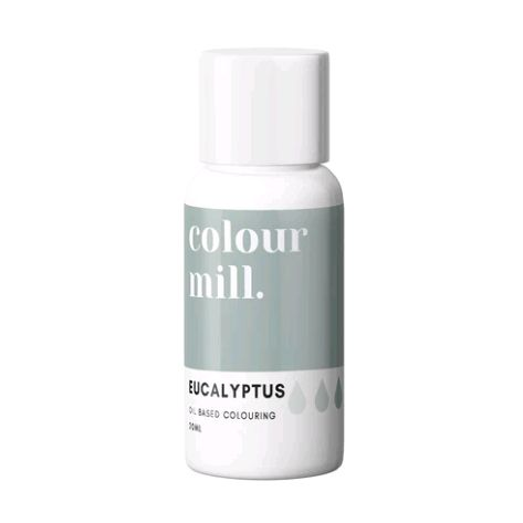 Colour Mill Oil Based Colour 20ml - EUCALYTPUS