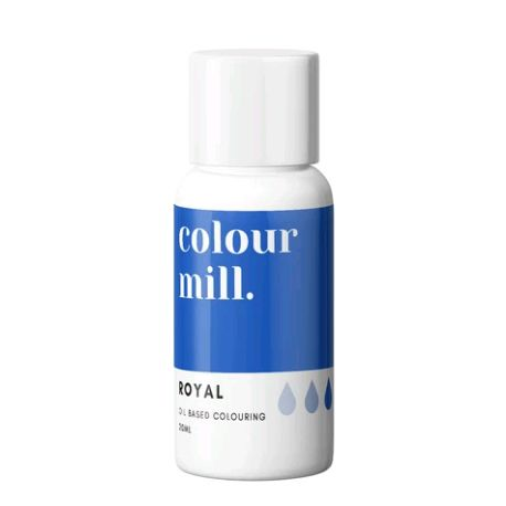 Colour Mill Oil Based Colour 20ml - ROYAL BLUE