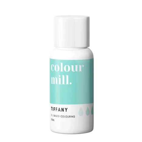 Colour Mill Oil Based Colour 20ml - TIFFANY BLUE