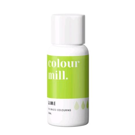 Colour Mill Oil Based Colour 20ml - LIME