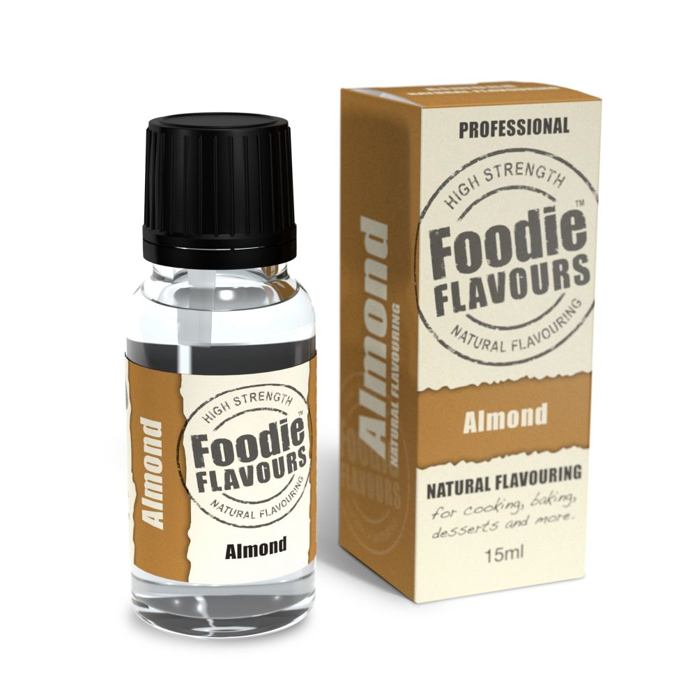 Foodie Flavours 15ml - Almond