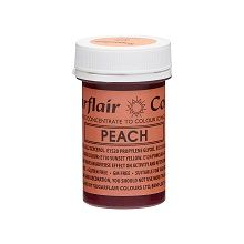 Sugarflair Paste Colour 25g - Peach