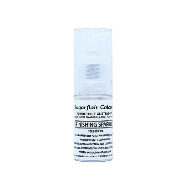 Sugarflair Glitter Dust Spray - Finishing Sparkle - 10g