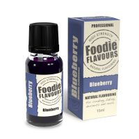 Foodie Flavours 15ml - Blueberry