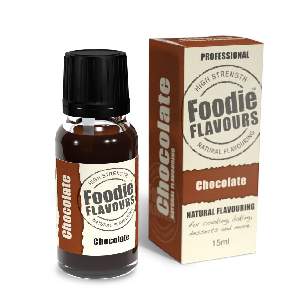 Foodie Flavours 15ml - Chocolate