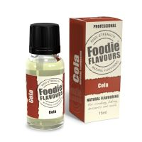 Foodie Flavours 15ml - Cola (Organic)