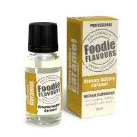 Foodie Flavours 15ml - Creamy Buttery Caramel