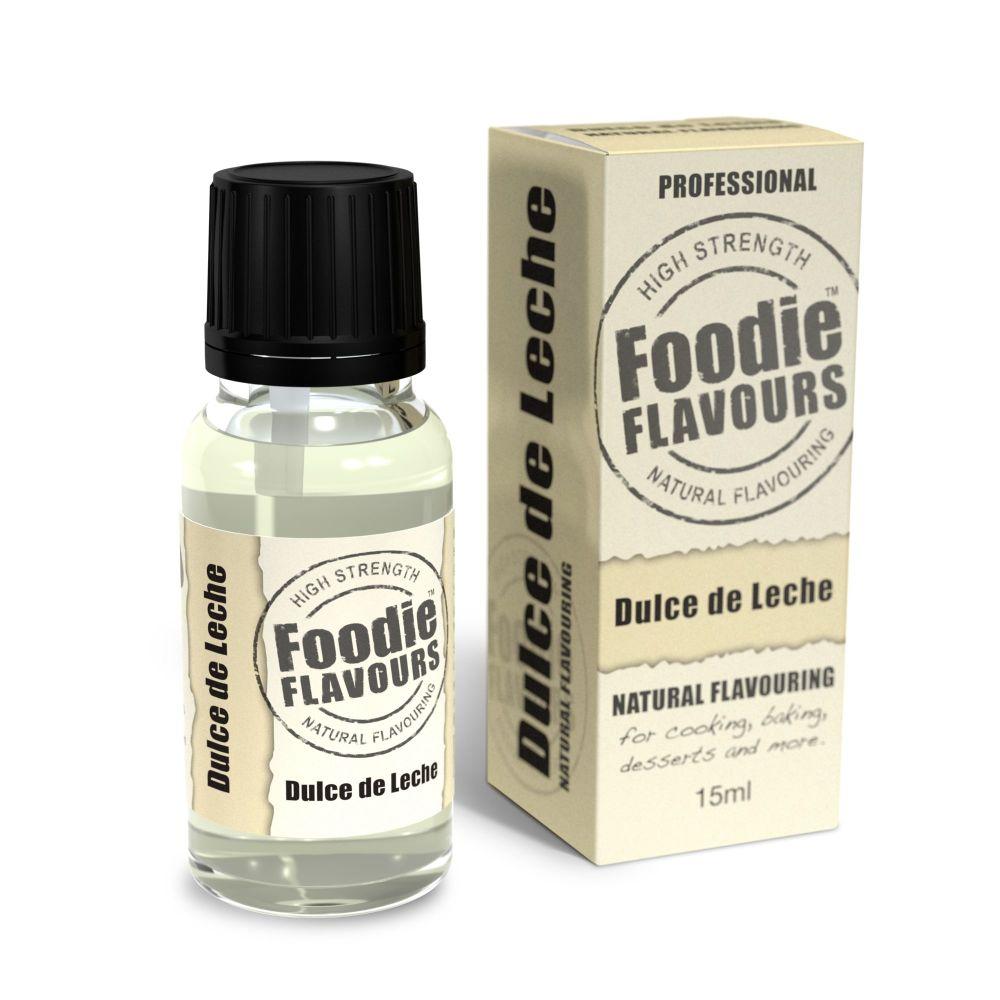 Foodie Flavours 15ml - Dulche de Leche
