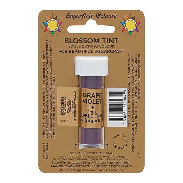 Sugarflair Blossom Tint 7g- Grape Violet