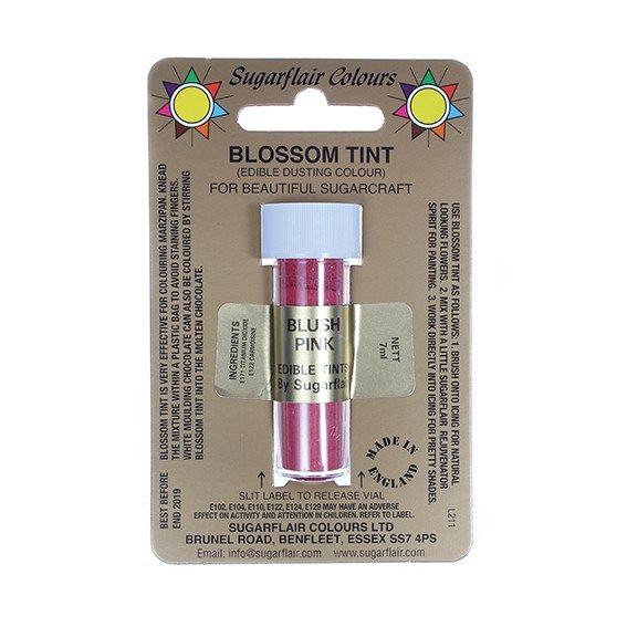 Sugarflair Blossom Tint 7g- Blush Pink