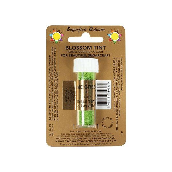 Sugarflair Blossom Tint 7g- Lime Green