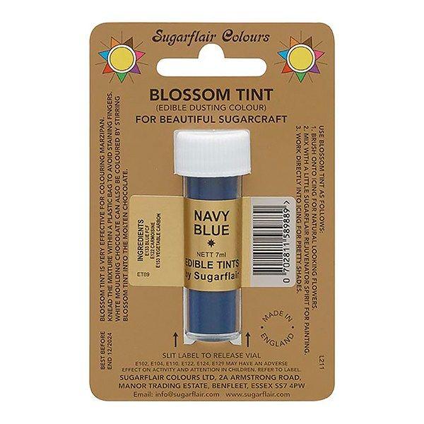 Sugarflair Blossom Tint 7g - Navy Blue