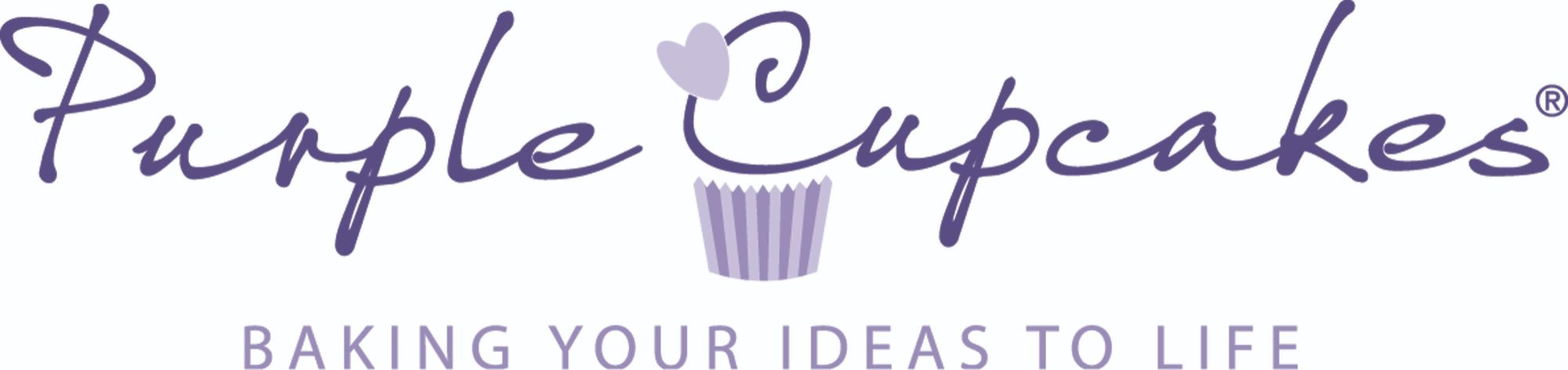 Purple Cupcakes Logo
