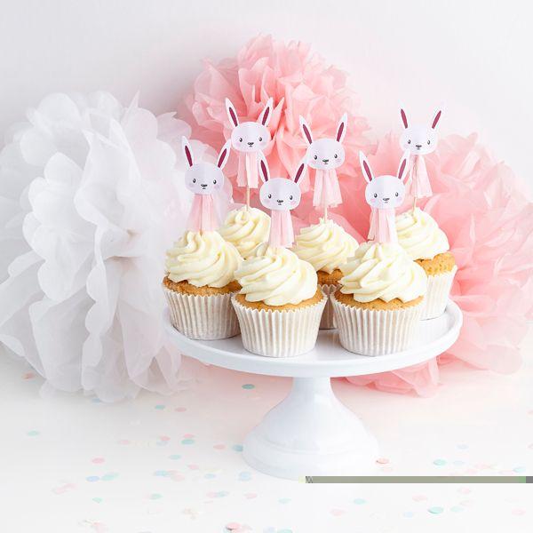 Cupcake & Cake <br> Food Picks
