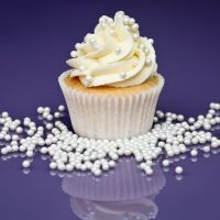 Purple Cupcakes - 4mm Pearls 80g - Shimmer Pearl