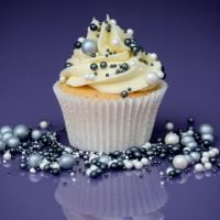 Purple Cupcakes - Sprinkle Blend 90g - Shimmer MISTY MORNING Mix