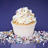 Purple Cupcakes - Sprinkle Blend 90g - Shimmer ICE CREAM Mix (V)