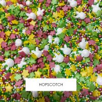 Purple Cupcakes - Sprinkle Blend 90g - HOPSCOTCH
