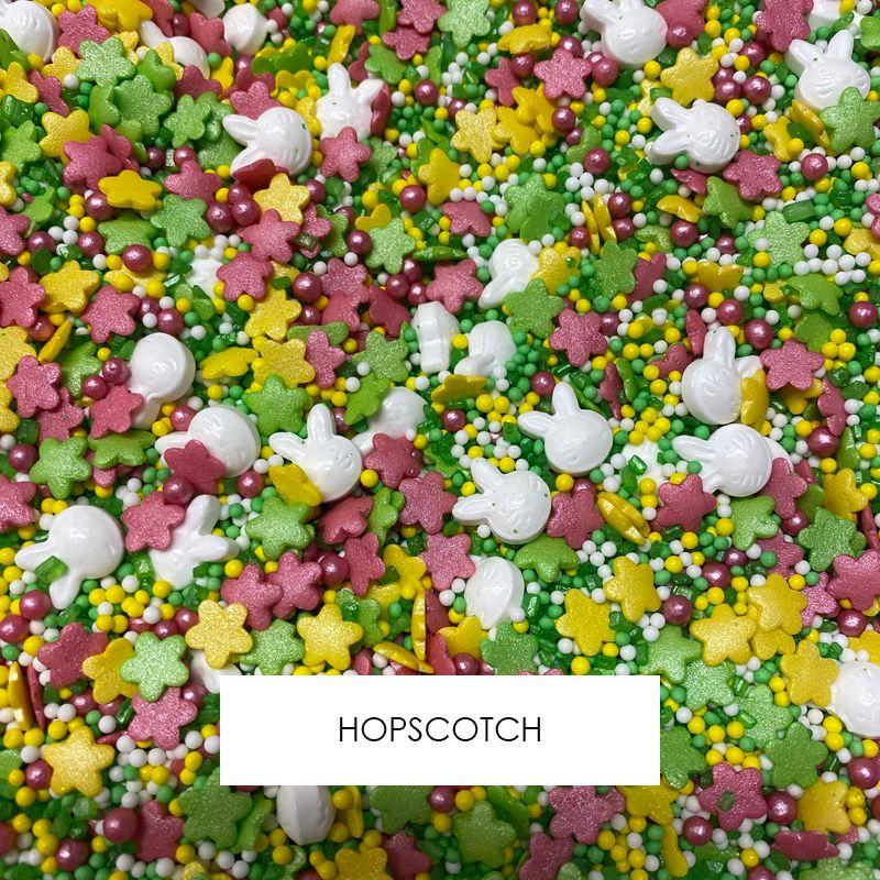 Purple Cupcakes - Sprinkle Blend 90g - HOPSCOTCH
