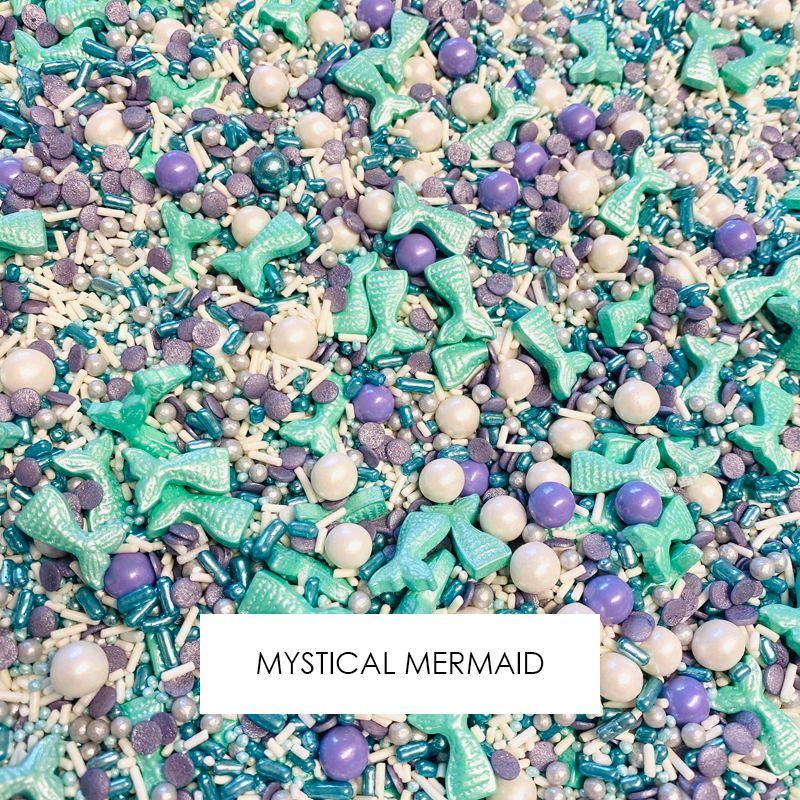 Purple Cupcakes - Sprinkle Blend 90g - MYSTICAL MERMAID