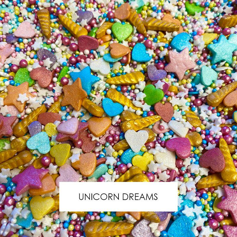 Purple Cupcakes - Sprinkle Blend 90g - UNICORN DREAMS
