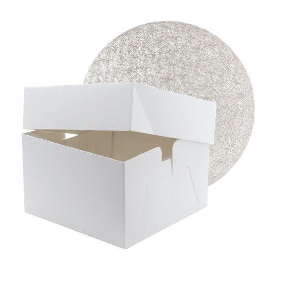 Cake Box & Drum Set - ROUND 12