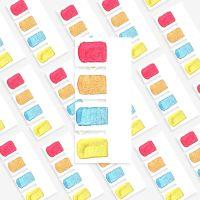 Sweet Sticks Paint Tab - CIRCUS