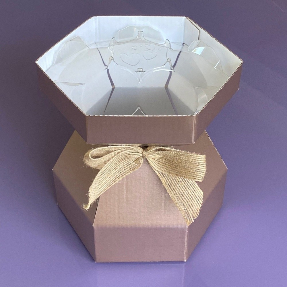 Cupcake Bouquet Box - Rose Quartz *** NEW ***