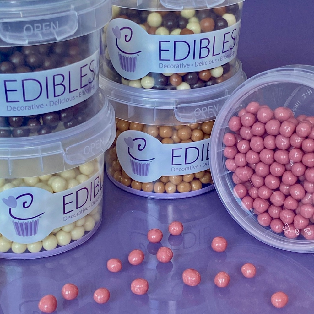 Chocolate Sprinkles<br>Pearls & Vermicelli