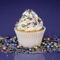 Purple Cupcakes - Sprinkle Blend 90g - SPOOKY HALLOWEEN Mix (V)