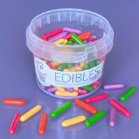 Purple Cupcakes Solid Colour Rods - Fiesta 60g