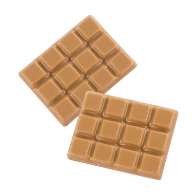 Mini Chocolate Bars Pack of 6 - Caramel