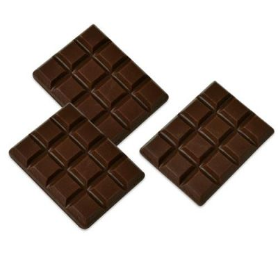 Mini Chocolate Bars Pack of 6 - Milk Chocolate